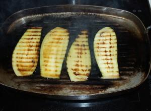 Auberginen-braten