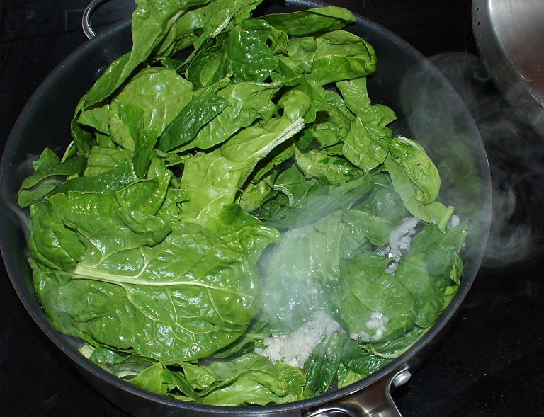 mangold zubereitung wie spinat
