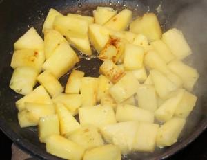 ananas-braten