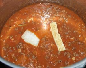 bolognese-croute