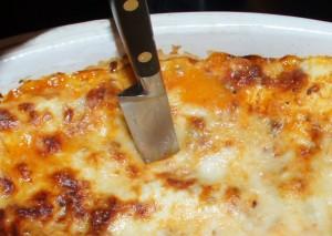 lasagne-gartest