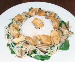 poulet-vapeur