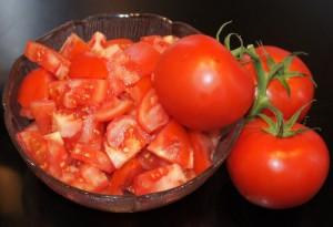 tomatenwurfel